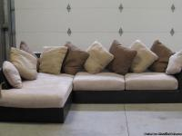 Series Name: Logan - Stone Item Name: RAF Sofa Model #: