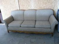 Sofa excellent shape $100.00 - nice.  - no email.