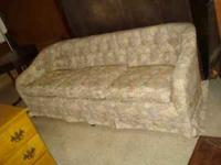 This couch is in very good condition- no stains or
