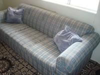 A sturdy economic couch set at a bargain price. We're