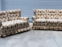 Sofa and Love Seat USA Furniture Nice, Clean and