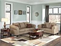 WE HAVE SOFA AND LOVE STARTING @ $398...BRAND NEW
