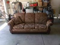 I have a Sofa Bed in good condition I paid $950.00