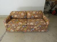 Sofa Bed, like new.  Great condition.   Great for an
