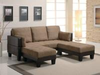 Price: $730.00.  Consists of: This couch offers