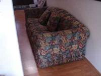 Sofabed -- Sofa bed. $100 OBO. Cash only. In good