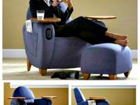 . It's the kind of chair that you don't need to