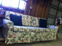 Bamboo Sleeper Sofa Couch For Sale In Cross Creek