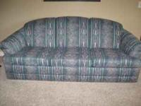 Flexsteel sofa & love seat, excellent condition $700 or