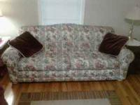 SOFA & LOVE SEAT . IT WILL BE AVALIABLE 10-12-11.