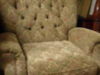 HAVE A SOFA, LOVESEAT, AND CHAIR THAT RECLINES. ASKING