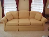 Beautiful and comfortable sofa with brand new
