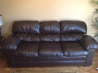 *Sofa & Recliner in Excellent Condition*Simmons