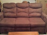 Reclining Sofa from Jennifer Convertibles. Product in