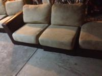 Type: Furniture Type: Sectional 5 piece sectional,