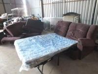 I have a couch bed that i need to sell ASAP. call me