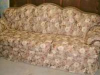 Sofa by England. Very good condition. $75.00.