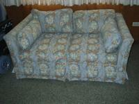 Description Two seater sofa. Excellent condition, very