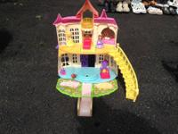 Sophia the First castle includes Princess Sophia, her