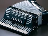 SofiaMari SM 3472 34 Piano Multi Bass Button Accordion