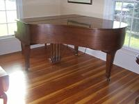 "Sojin 5'10"" grand piano model DG-2.  Built in 1985 and"