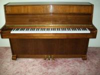 Sojin Upright/Console Piano continental style with high
