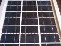 This is a finely crafted 60 Watt Solar Panel for sale
