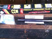 Selling my Do It Yourself Window Tint Kit that fits the