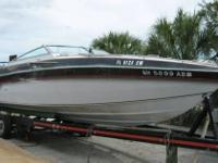 1986 Chris Craft 26' Cabin Cruiser - Twin 260 Mercuiser