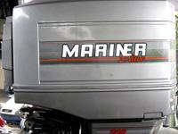 1993 Mariner 2.5, 200 HP outboard, 2 stroke, oil