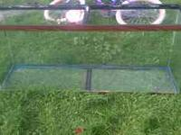 I have a 50 gal. aquarium that can be used for fish or