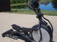 SOLE E35 ELLIPTICAL I'm selling my E35 Elliptical
