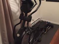 Selling my Sole Fitness E35 Elliptical Machine, like