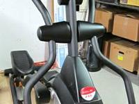 Sole Fitness E55 Elliptical. This machine is in