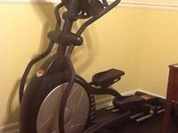 FOR SALE: Great Christmas Gift: Sole E55 Elliptical;