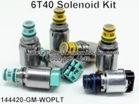 http://cobratransmission.com/6T40-GM-WOPLT The 6T40