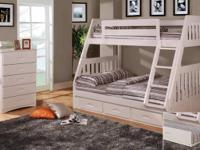 LITTLE ONES FURNITURE !!!  Bunk Beds - Loft space Beds