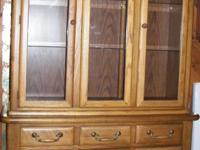 Description Type: Dining Room Type: China Cabinet 2