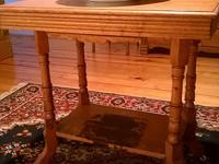 Antique Oak Table in excellent condition with original