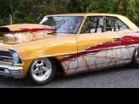 Cam is for strokers, 383 to 434 ci Small Block Chevy.