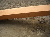 Solid cherry wood slab. Ideal for mantle! Moisture