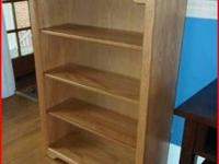 Great Selection of Quality Solid Lumber Bookcases -