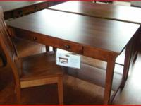 We have a terrific Choice of Solid Wood Desks Available