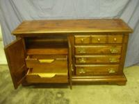 This is a really great dresser. It has all the