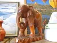 Strong Lumber Elephant Very wonderful Chiselling, great