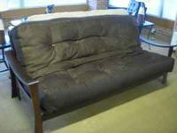 I have beautiful Solid Wood futon frames with 4