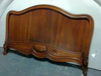 Solid Wood King 4 Poster Bed $175 Chabad Thrift Store