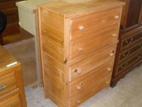 I HAVE A REALLY NICE CHEST OF DRAWERS FOR SALE. IT IS