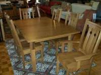 We have a great selection of Solid Wood Tables and