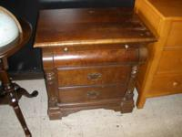HAVE A NICE VINTAGE BACHELOR'S CHEST FOR SALE. IT IS
